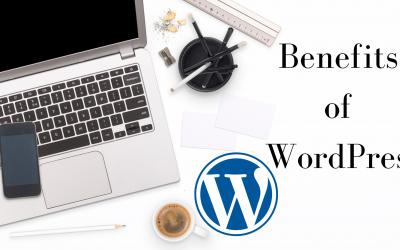 8 Benefits of WordPress Websites